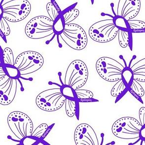 epilepsy butterfly