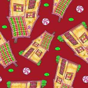 Gingerbread House Fun