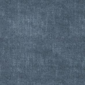 distressed denim blue canvas texture