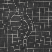 topography grid charcoal black canvas look