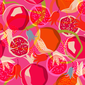 Psychodelic Pomegranates (SF01)