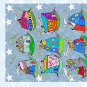 zodiac tea towel bdrTEST