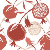 Modest Pomegranates (SF01)