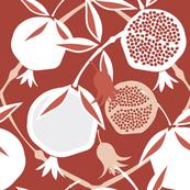 Modest Pomegranates (SF02)