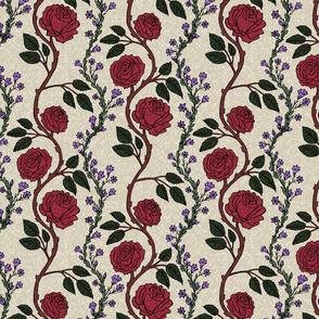 Vintage Rose Garlands