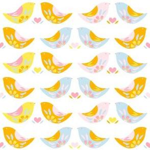 Folk birds