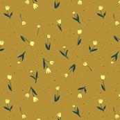 tulip toss mustard
