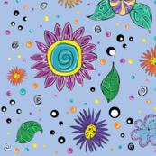 Candy Flower Garden