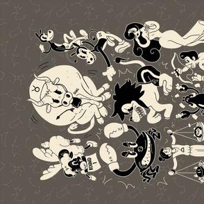 Zodiac Toons