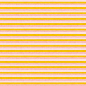 Christmas Stripes Yellow