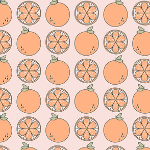 fun oranges