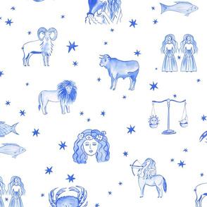 Blue Zodiac Repeat