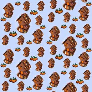 Haunted Gingerbread