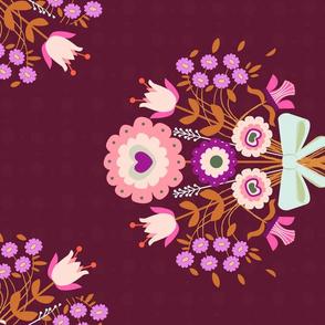 folk bouquet