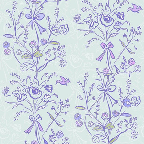 Modern Chintz Mint