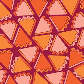 Pumpkin Pie Pattern