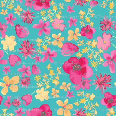 Rrrrrbouquet-repeat-pattern-spoonflower-blue-raster_preview
