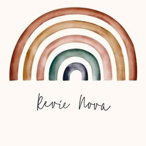 Rainbows for Revie Nova