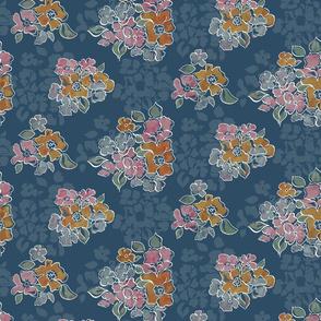 Multi Sketch Floral