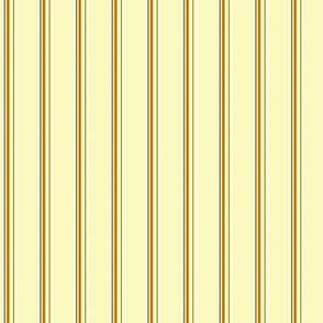 Sunny Daffodil Stripe