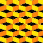 OpArt orange
