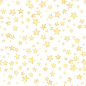 Stars (honey gold)