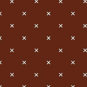 mahogany x