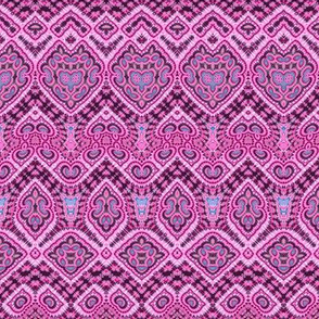 Pink Gothic Curlz