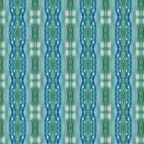 Turquoise Swipe
