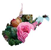 Floral West Virginia