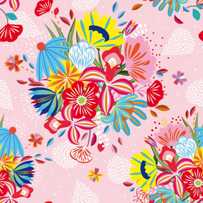 contemporary happy chintz