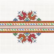 Bulgarian cross stitch em