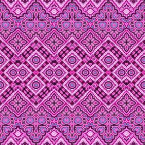 Pink Eyelet Lace