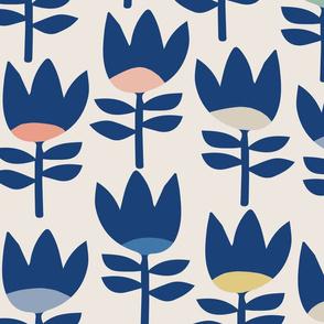 Blue Garden  { Day }