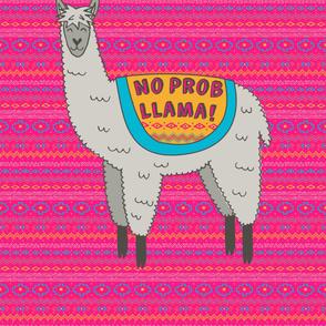 No Prob Llama 2-Yard Panel