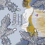 Murren - Teatowel