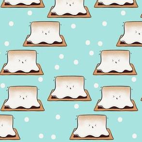 Marshmallow Smore