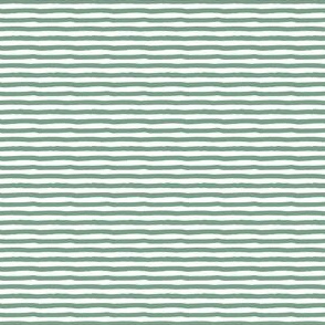 "4"" Sage Green Stripes"