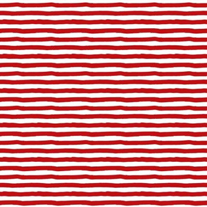 "8"" Red Stripes"
