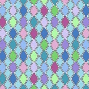 lattice colorful