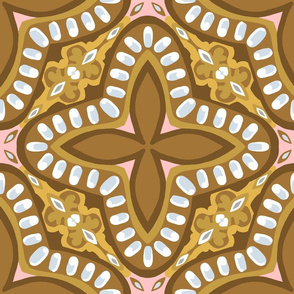 """18"""" Gingerbread Square 2 