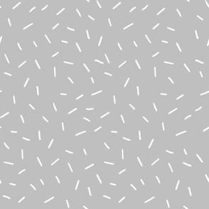Confetti (silver grey) Coordinate