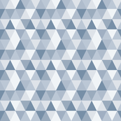 Isometric Triangles - © Blue Mono -  Autumn Musick 2019