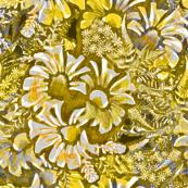 Gilt Daisy gold