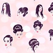Geishas Simple Style
