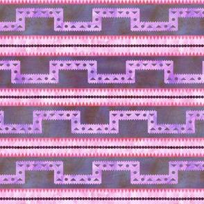 Crowley stripe Purple