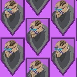 Spiky Girlfriend - Purple