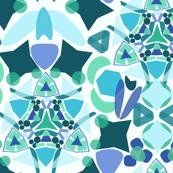 Kaleidoscope Blues