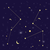 Night sky,galaxy,stars,space pattern