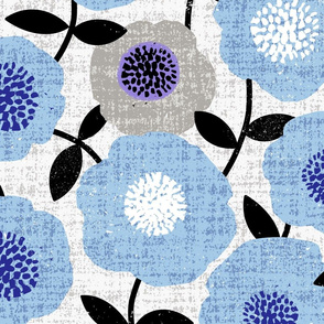 Scandi chintz-jumbo- pale blue